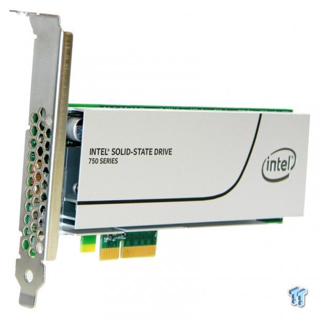 Intel 750 400GB NVMe PCIe Gen3 x4 AIC SSD Review