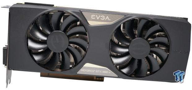 EVGA GeForce GTX 980 Ti Superclocked+ ACX 2 0+ Video Card Review