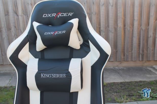 Strange Dxracer King Series Gaming Chair Review Lamtechconsult Wood Chair Design Ideas Lamtechconsultcom