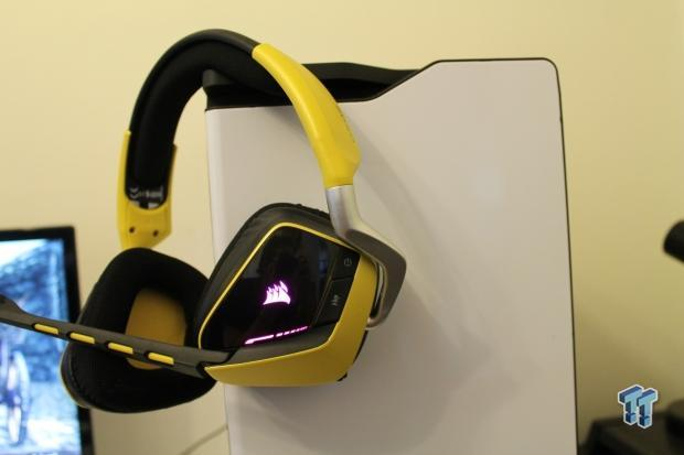 Corsair Gaming VOID RGB Wireless Dolby 7 1 Headset Review
