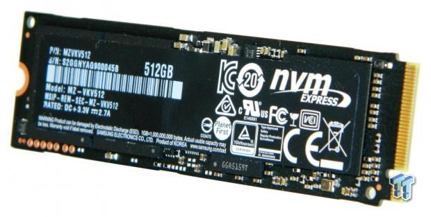 Samsung 950 Pro M 2 PCIe Gen 3x4 NVMe SSD Review