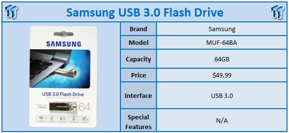 Samsung 64 GB USB 3.0 MUF-64BA Flash Drive Stick Pendrive 130MB//s