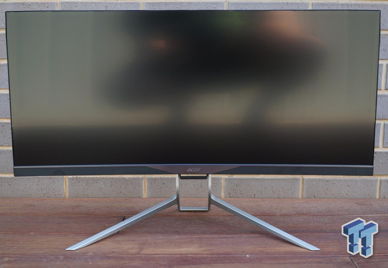 Acer Xr341ck 34 Inch Curved Ultrawide Amd Freesync Monitor Review Tweaktown