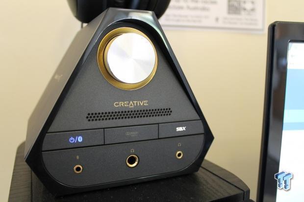 Creative Sound Blaster X7 External USB DAC Amplifier Review