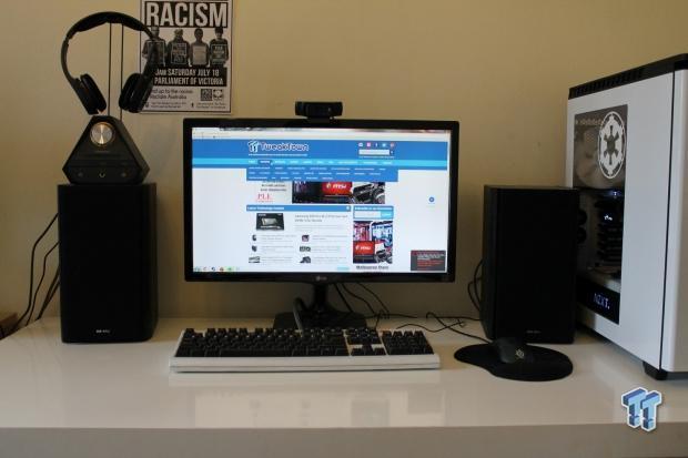 Creative Sound Blaster E Mu Xm7 Bookshelf Speakers Review