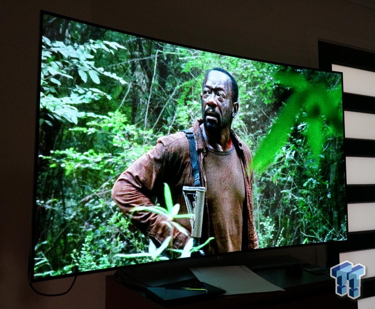 LG 65EG9600 65-inch 4K Curved OLED Ultra HD TV Experience