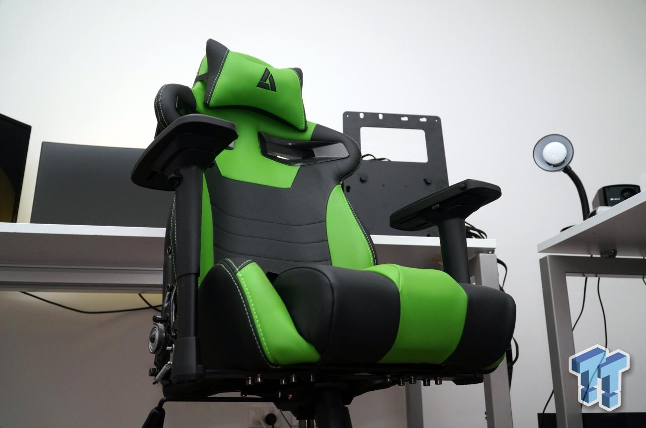 Brilliant Vertagear Racing Series S Line Sl4000 Gaming Chair Review Andrewgaddart Wooden Chair Designs For Living Room Andrewgaddartcom