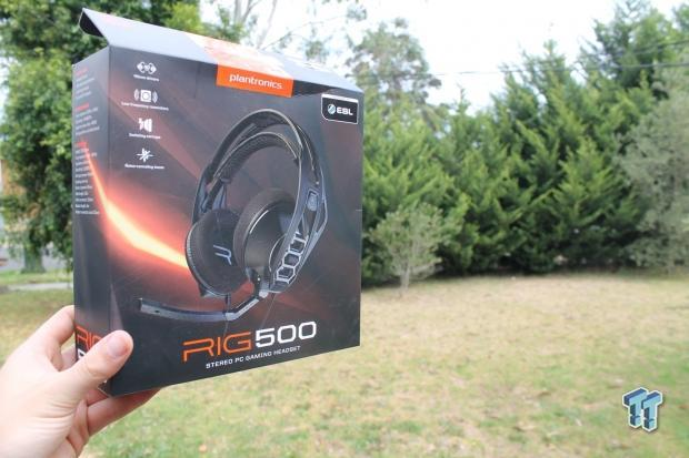 Plantronics RIG 500 Modular Headset Review