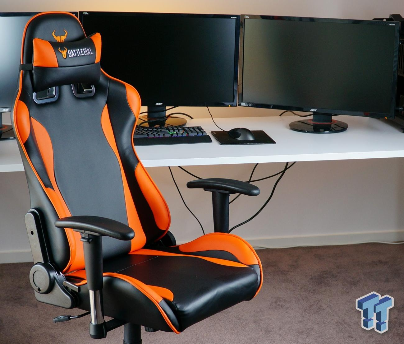 Stupendous Battlebull Combat Gaming Chair Review Uwap Interior Chair Design Uwaporg