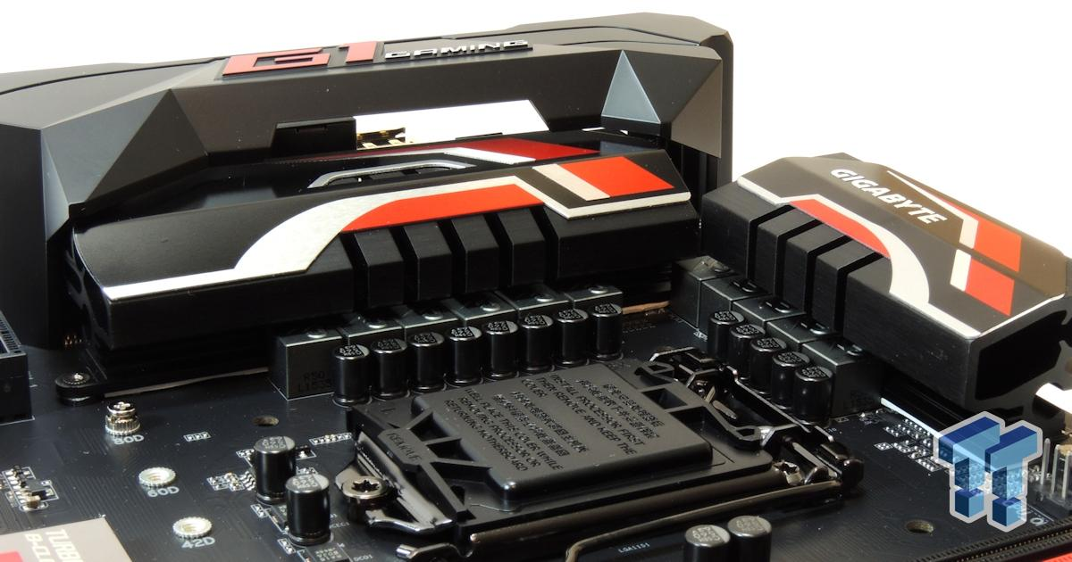 GIGABYTE Z170X-Gaming 6 (Intel Z170) Motherboard Review