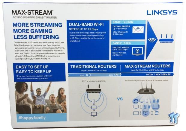 Linksys MAX-STREAM EA7500 AC1900 MU-MIMO Wireless Router Review