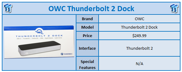 OWC Thunderbolt 2 Dock Review