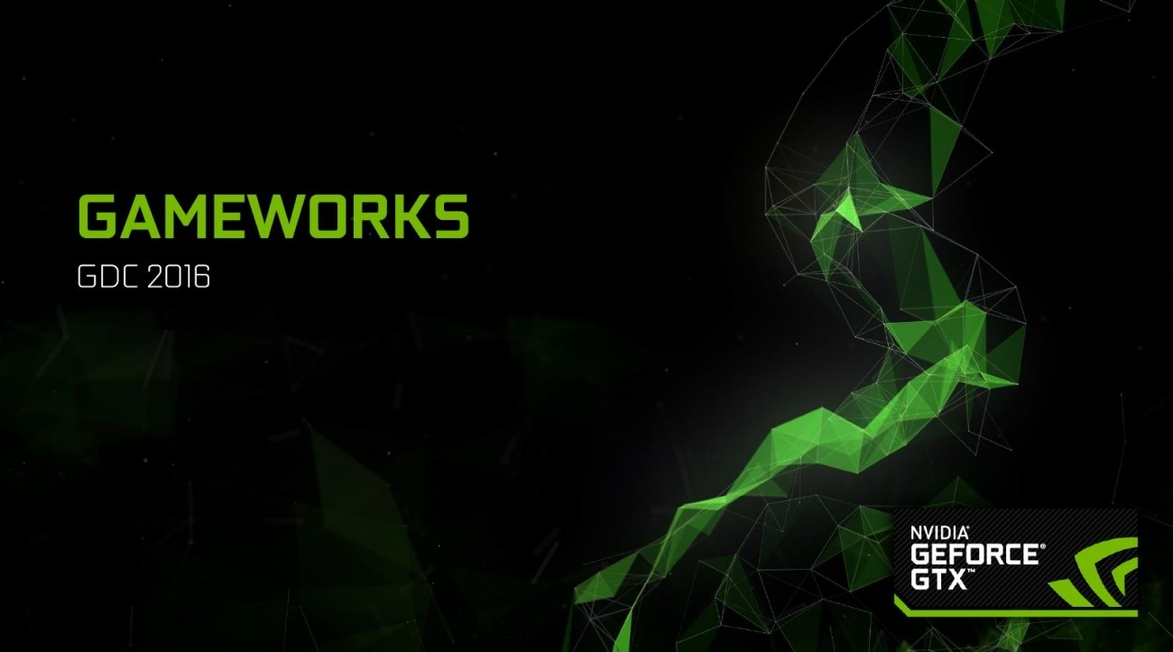 NVIDIA unveils GameWorks SDK 3 1, offering new technologies