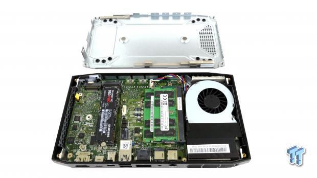 Intel Skull Canyon NUC NUC6i7KYK Mini PC Review