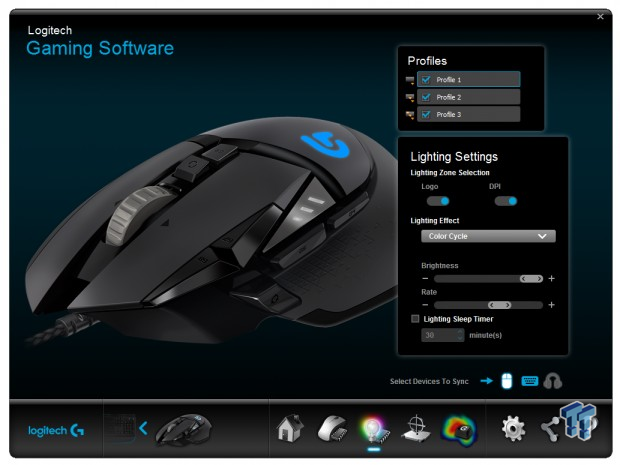 Logitech G502 Proteus Spectrum RGB Tunable Gaming Mouse Review