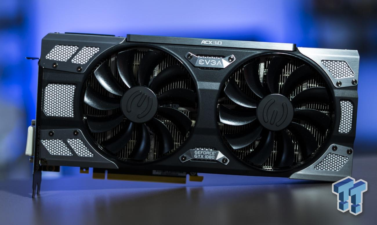 EVGA GeForce GTX 1080 FTW GAMING ACX 3 0 - A Fast and