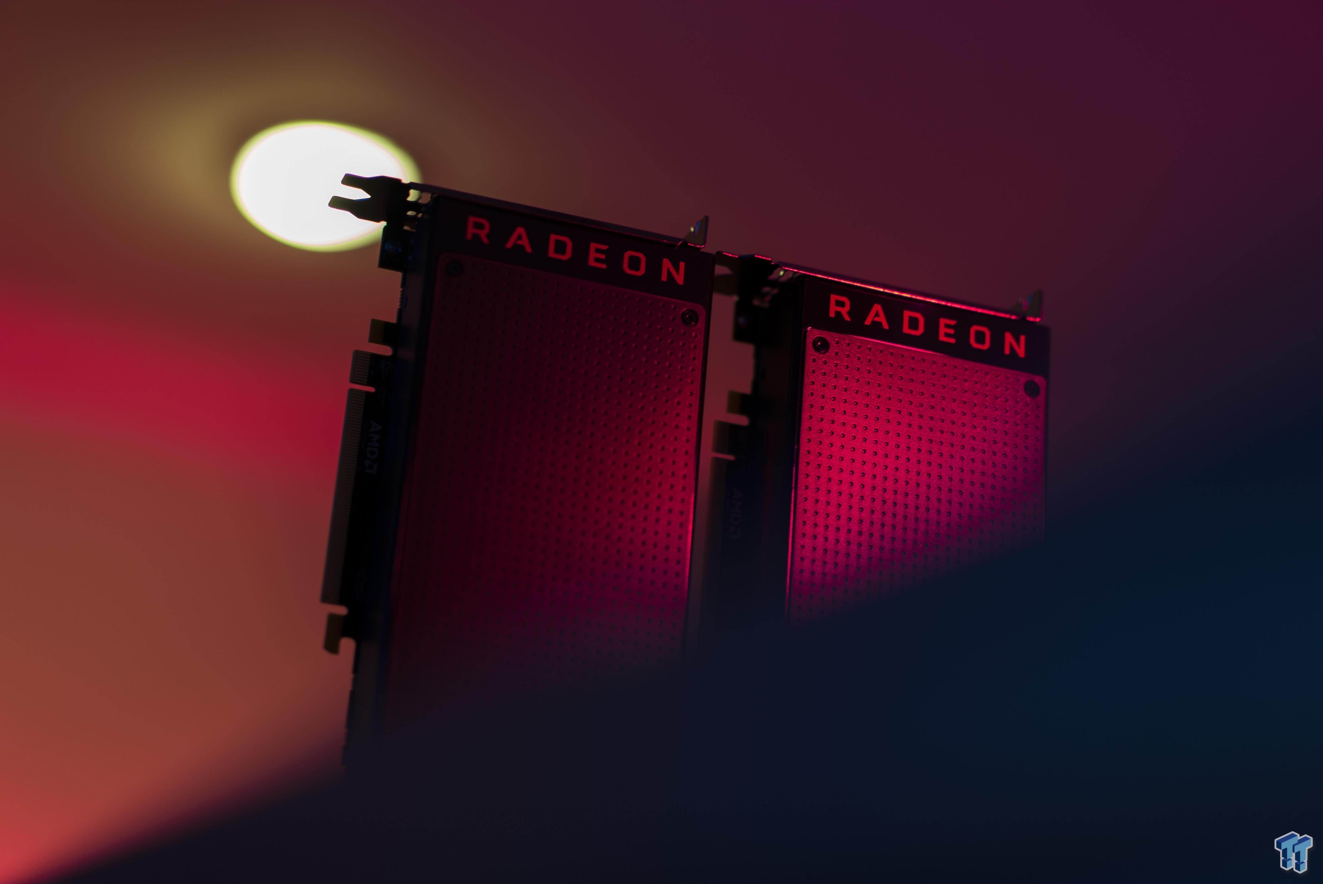 AMD Radeon RX 480 in CrossFire - Beating the GeForce GTX