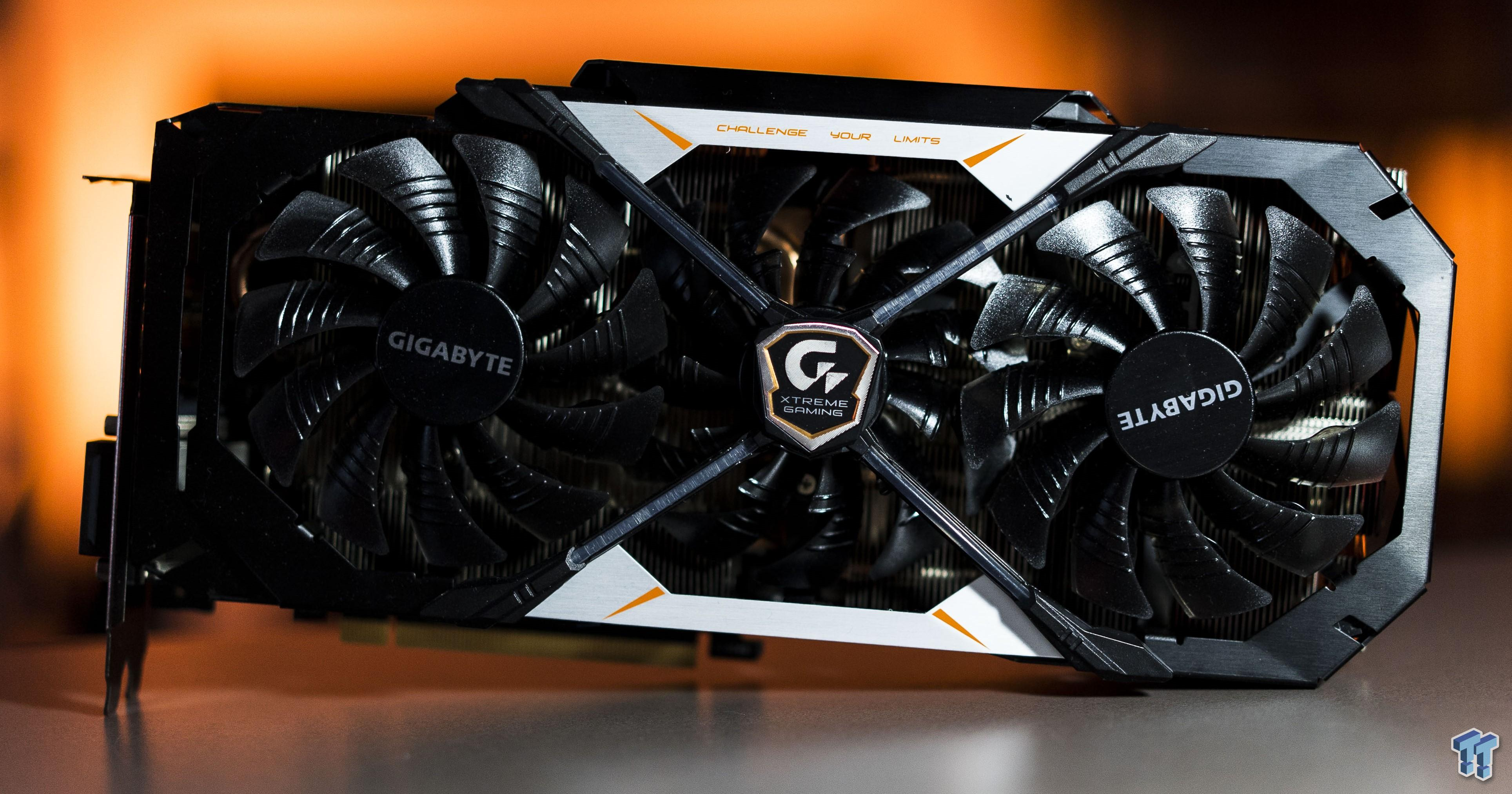GIGABYTE GeForce GTX 1080 Xtreme Gaming - The Best VR