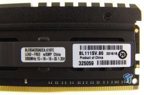 Crucial Ballistix Elite DDR4-3000 16GB RAM Kit Review
