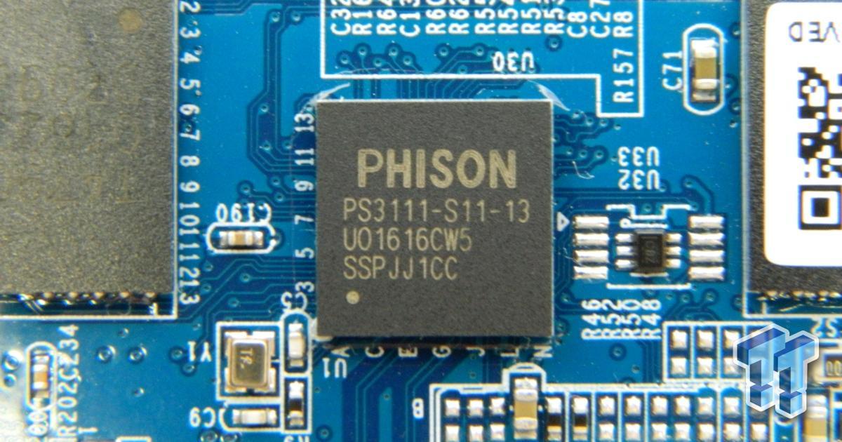 Phison S11 SSD Preview: Toshiba BiCS TLC & Micron 3D MLC
