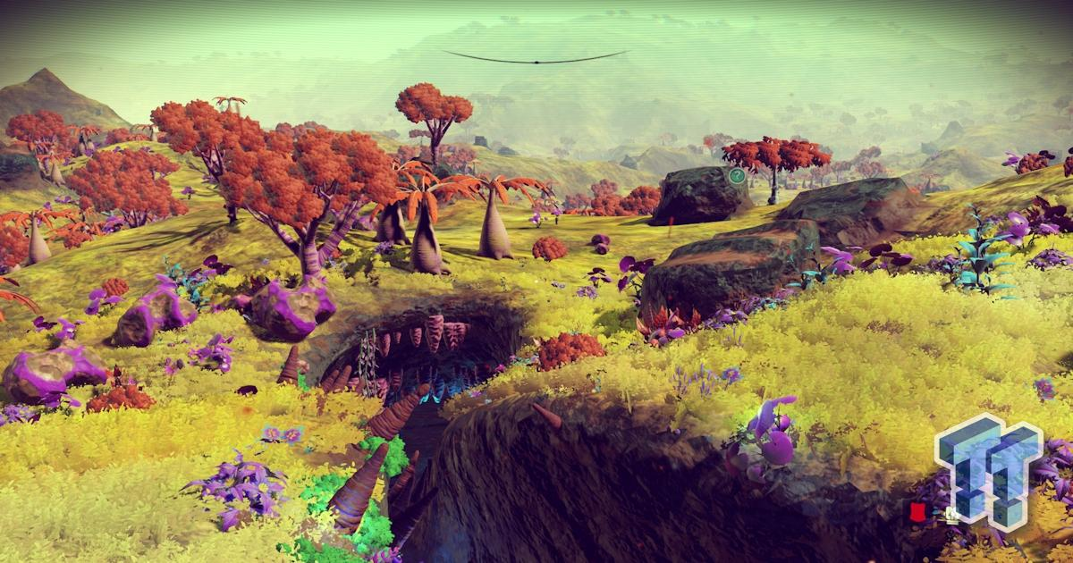 No Man's Sky PlayStation 4 Review