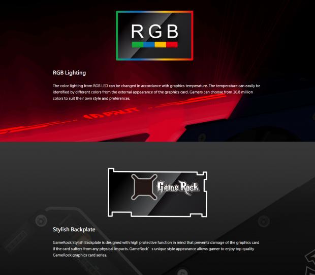 Palit GeForce GTX 1070 GameRock Premium Edition Review