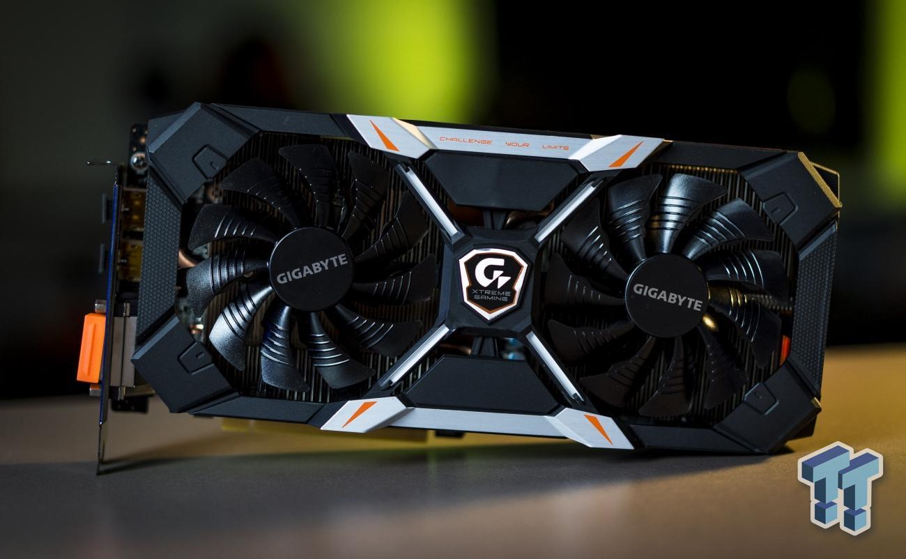 GIGABYTE GeForce GTX 1060 Xtreme Gaming Review