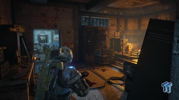 Gears of War 4 PC Port Report