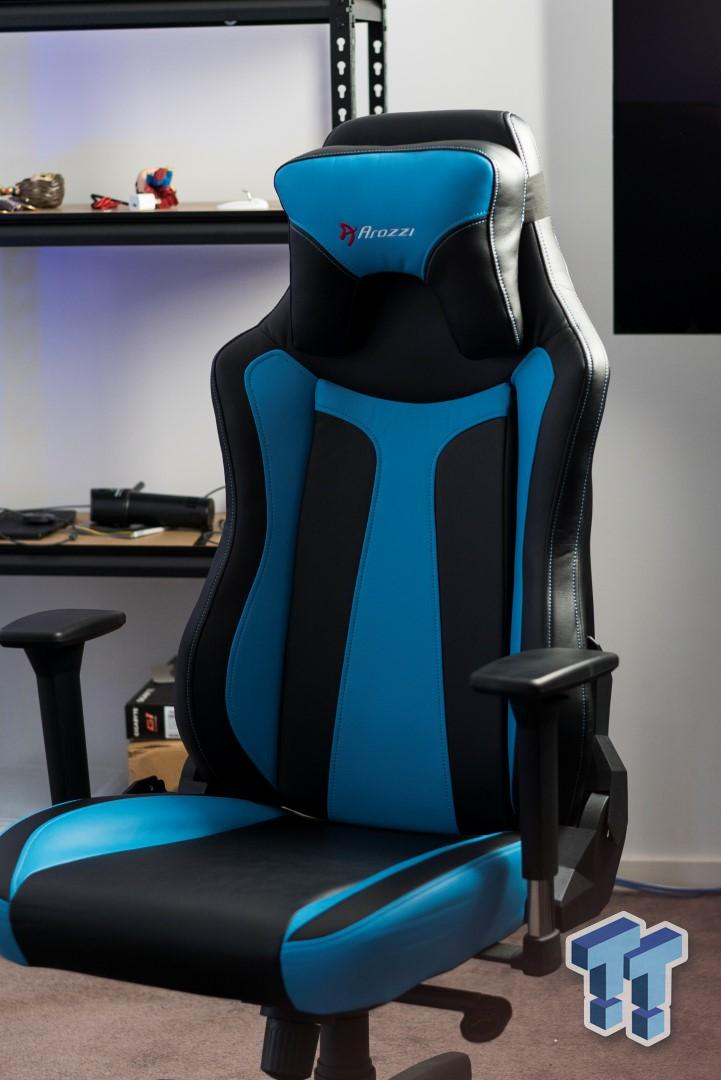 Fabulous Arozzi Vernazza Gaming Chair Review The Swedish Touch Pdpeps Interior Chair Design Pdpepsorg