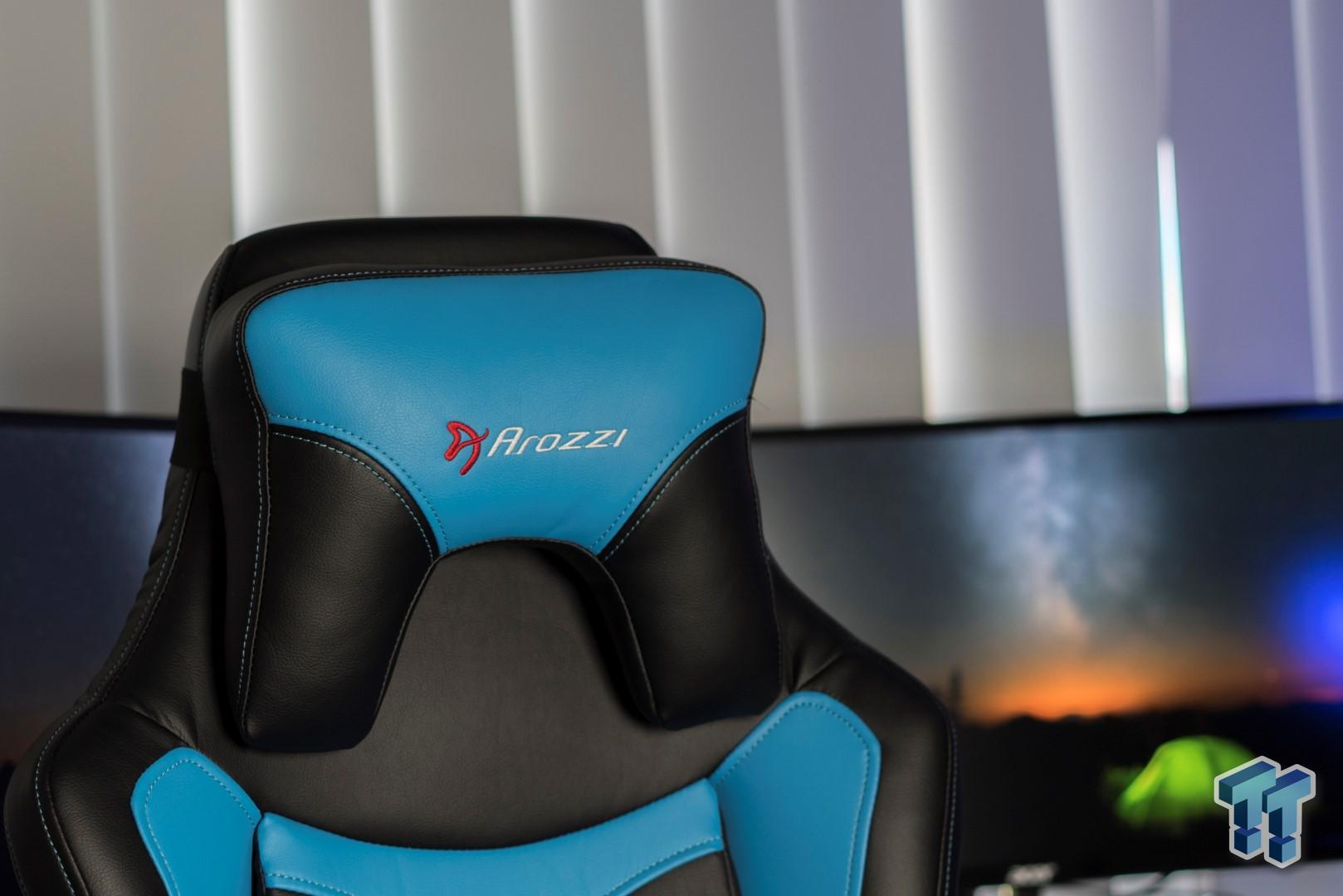 Pleasant Arozzi Vernazza Gaming Chair Review The Swedish Touch Pdpeps Interior Chair Design Pdpepsorg