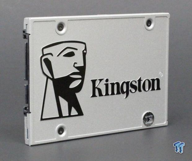 Kingston SSDNow UV400 480GB SATA III SSD Review
