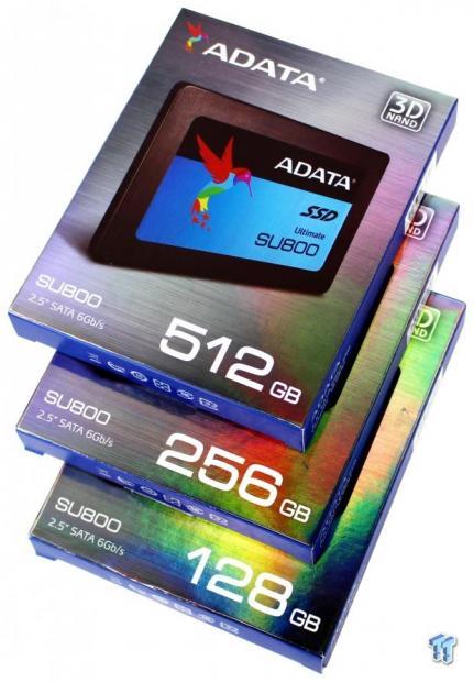 ADATA Ultimate SU800 SATA III SSD Review