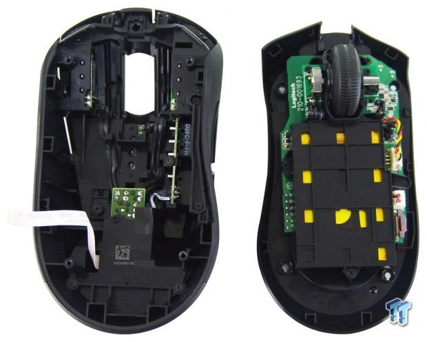 Logitech G403 Prodigy Wireless/Wired Gaming Mouse Review
