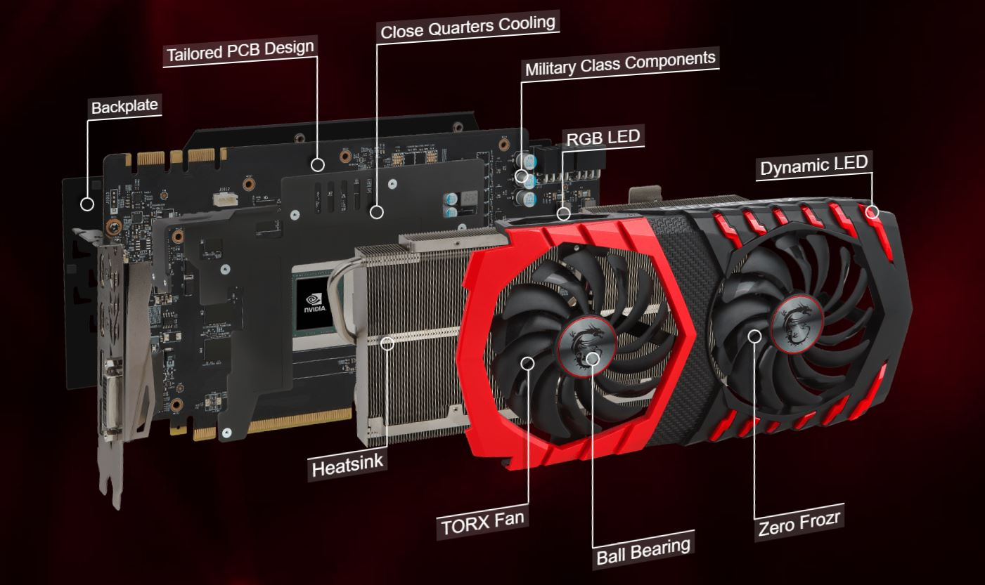 MSI GeForce GTX 1080 Ti Gaming X 11G Review - The Best!