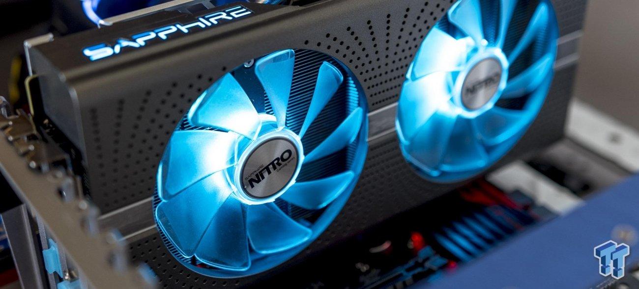 SAPPHIRE Radeon RX 580 Nitro+ Review