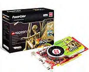 Power Color RADEON X800 GT, (256 MB) Graphic Card