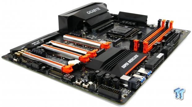 GIGABYTE Z270X-GAMING SOC Motherboard Review
