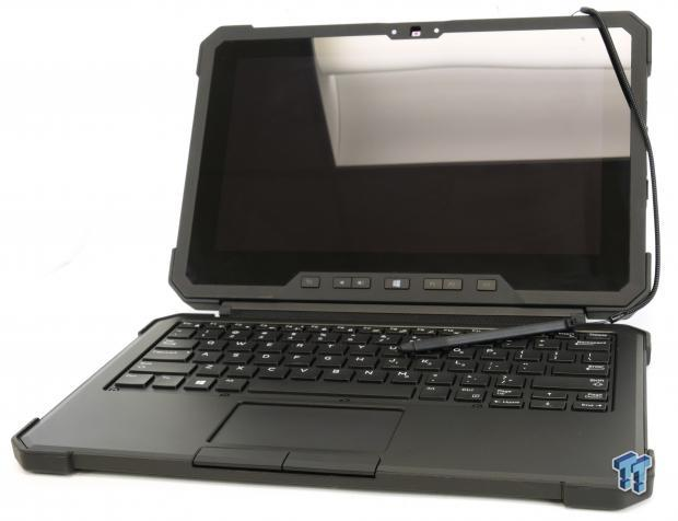 Dell Laude 12 Rugged Tablet Broadwell Laptop Review