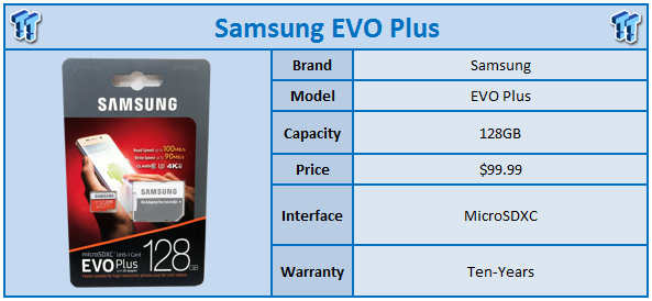 Samsung Evo Plus 128gb Microsdxc Memory Card Review