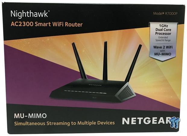 NETGEAR Nighthawk R7000P AC2300 Wireless Router Review