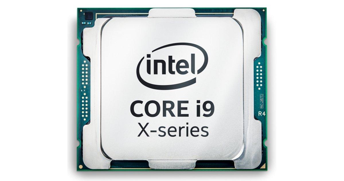 Intel Core I9 7900x X Series Skylake X Cpu Review