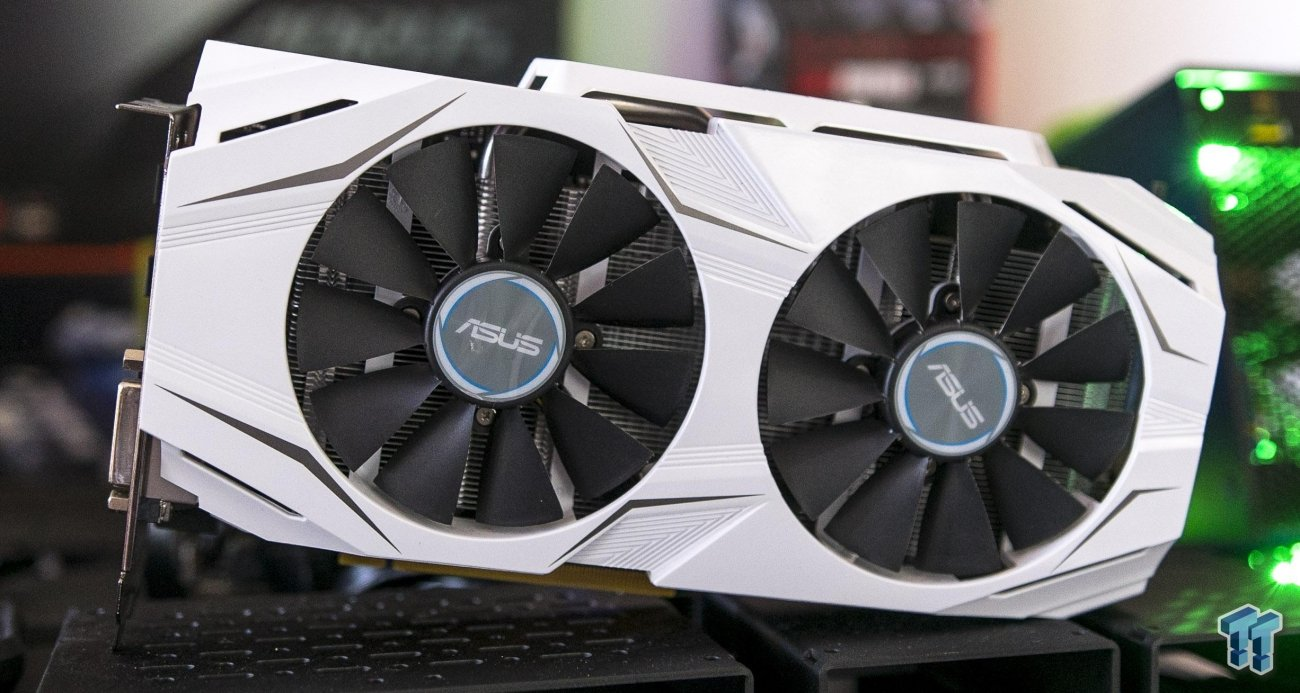 ASUS GeForce GTX 1060 Dual 3G: Mid-Range On The Cheap