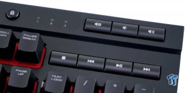 Corsair K68 Mechanical Gaming Keyboard Review