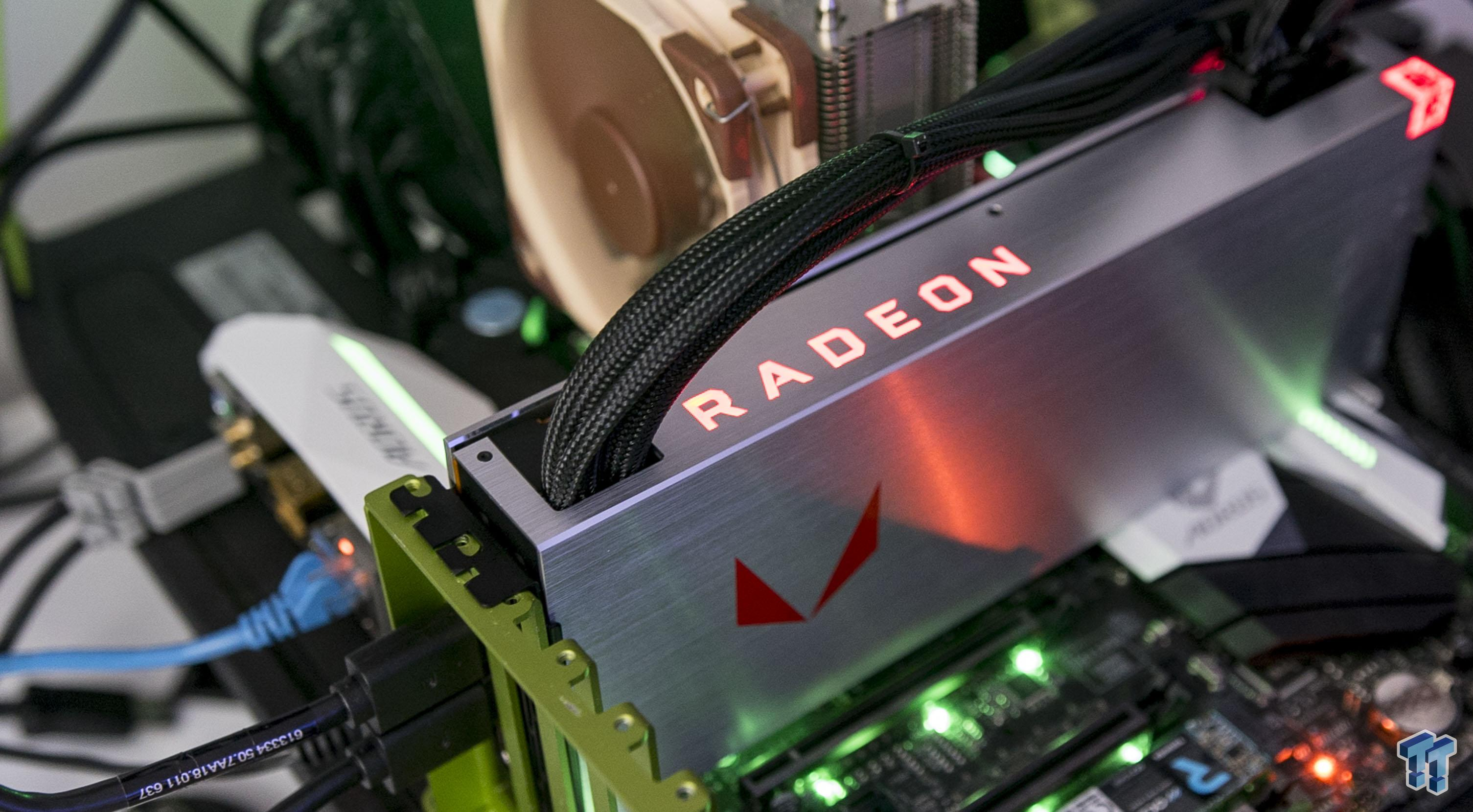 Amd Radeon Rx Vega 64 Vega 56 More To Come Tweaktown