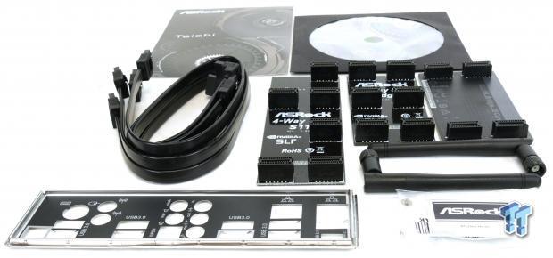 ASRock X399 Taichi Threadripper TR4 Motherboard Review