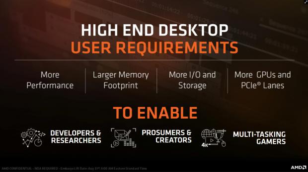 AMD launches Ryzen Threadripper 1900X CPU and more