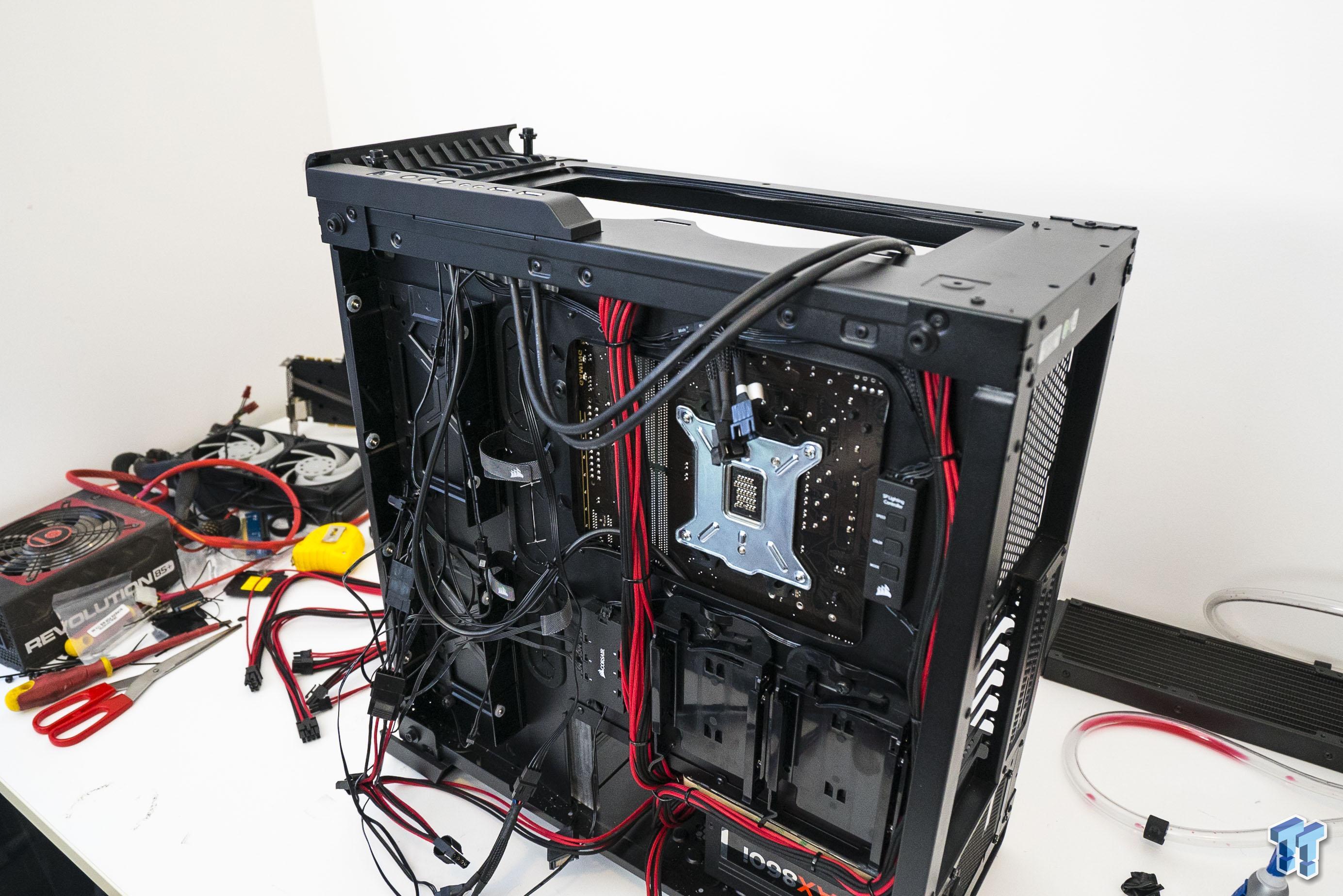EK Fluid Gaming: Water-Cooled Gaming PC Build Guide