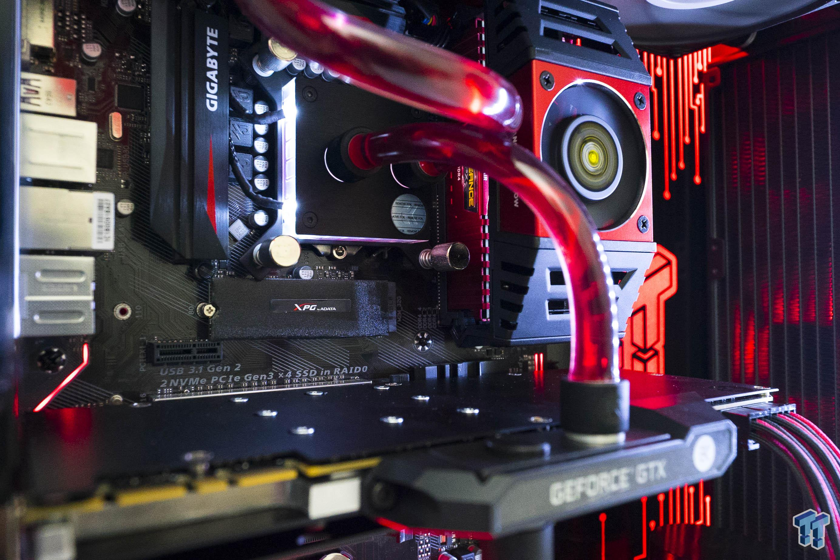 EK Fluid Gaming: Water-Cooled Gaming PC Build Guide