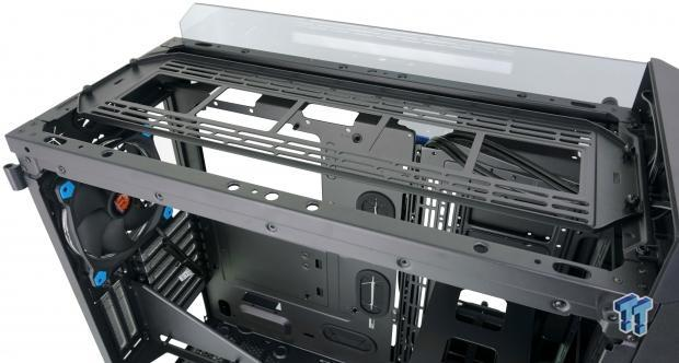 Thermaltake View 71 TG Full-Tower Chassis Review