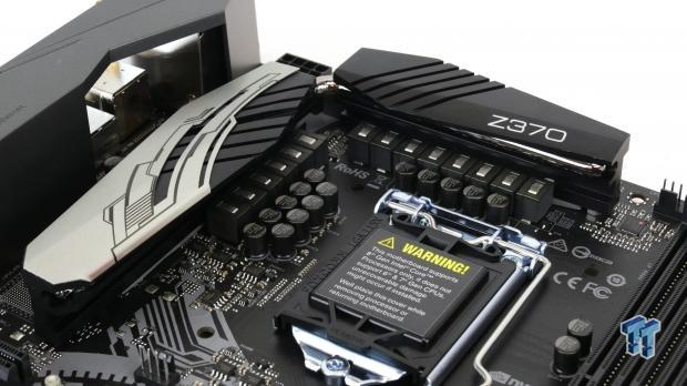 ASRock Z370 Taichi Motherboard Review